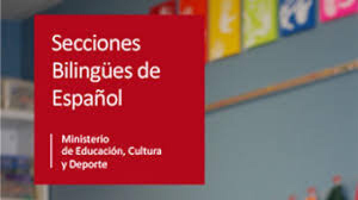 Secciones bilingües de español