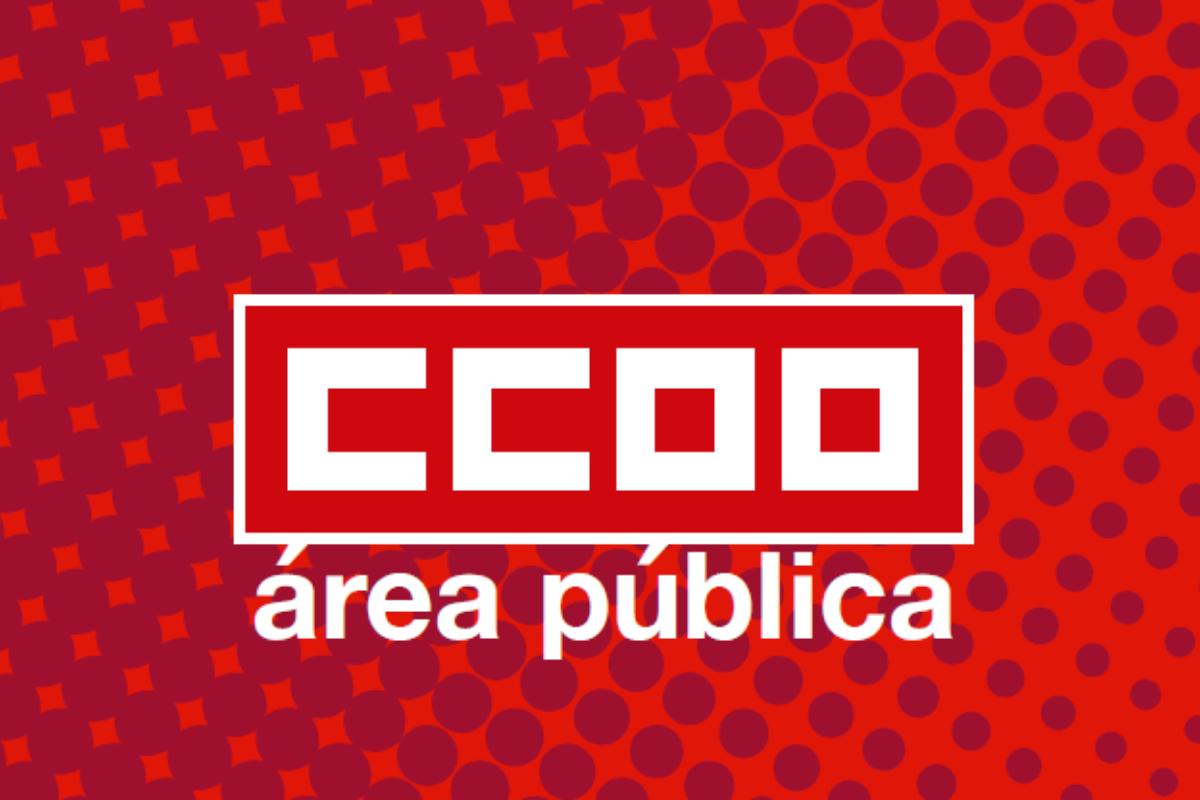 CCOO Àrea Pública