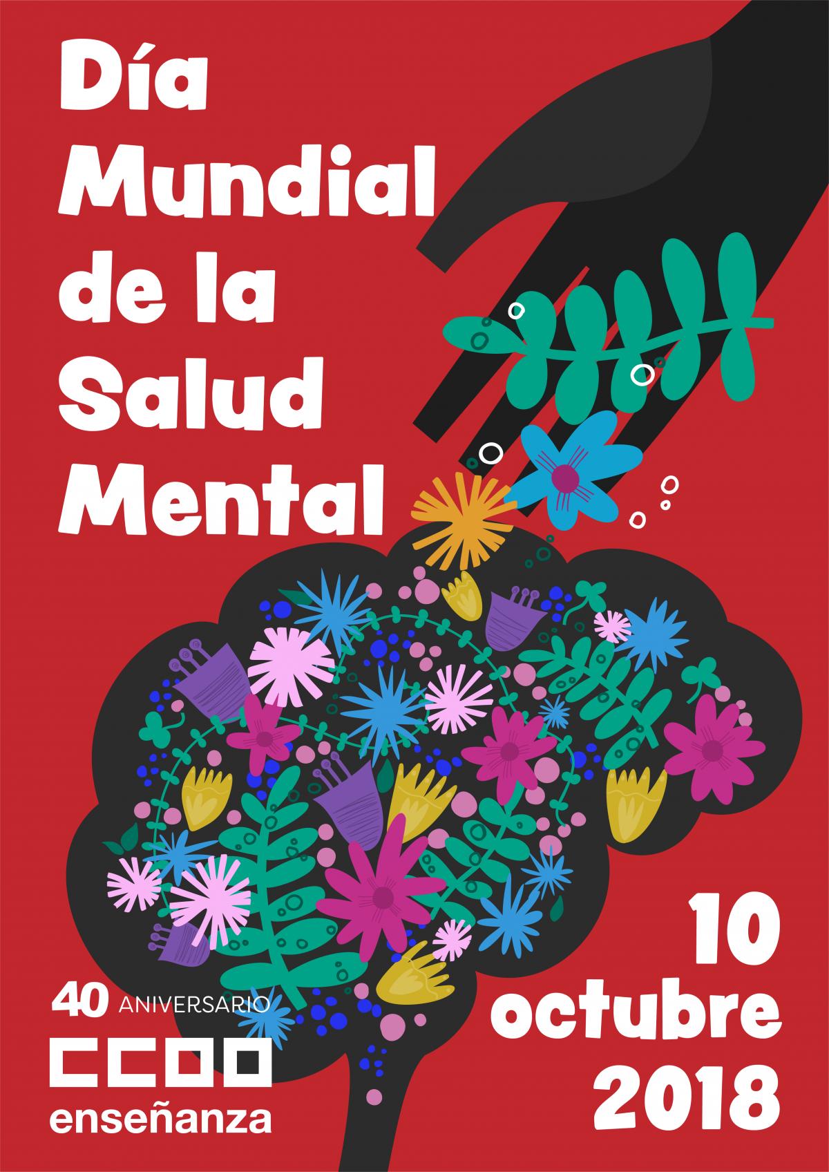 10 de octubre: Día Mundial de la salud mental 2018