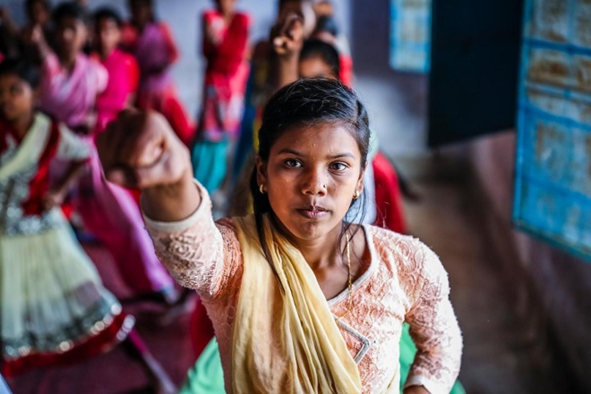 © UNICEF/UN061998/Vishwanathan