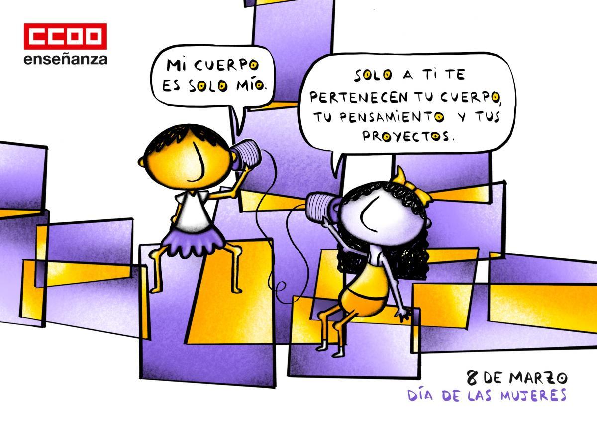 Propuesta de actividades para Infantil, Primaria y Secundaria.