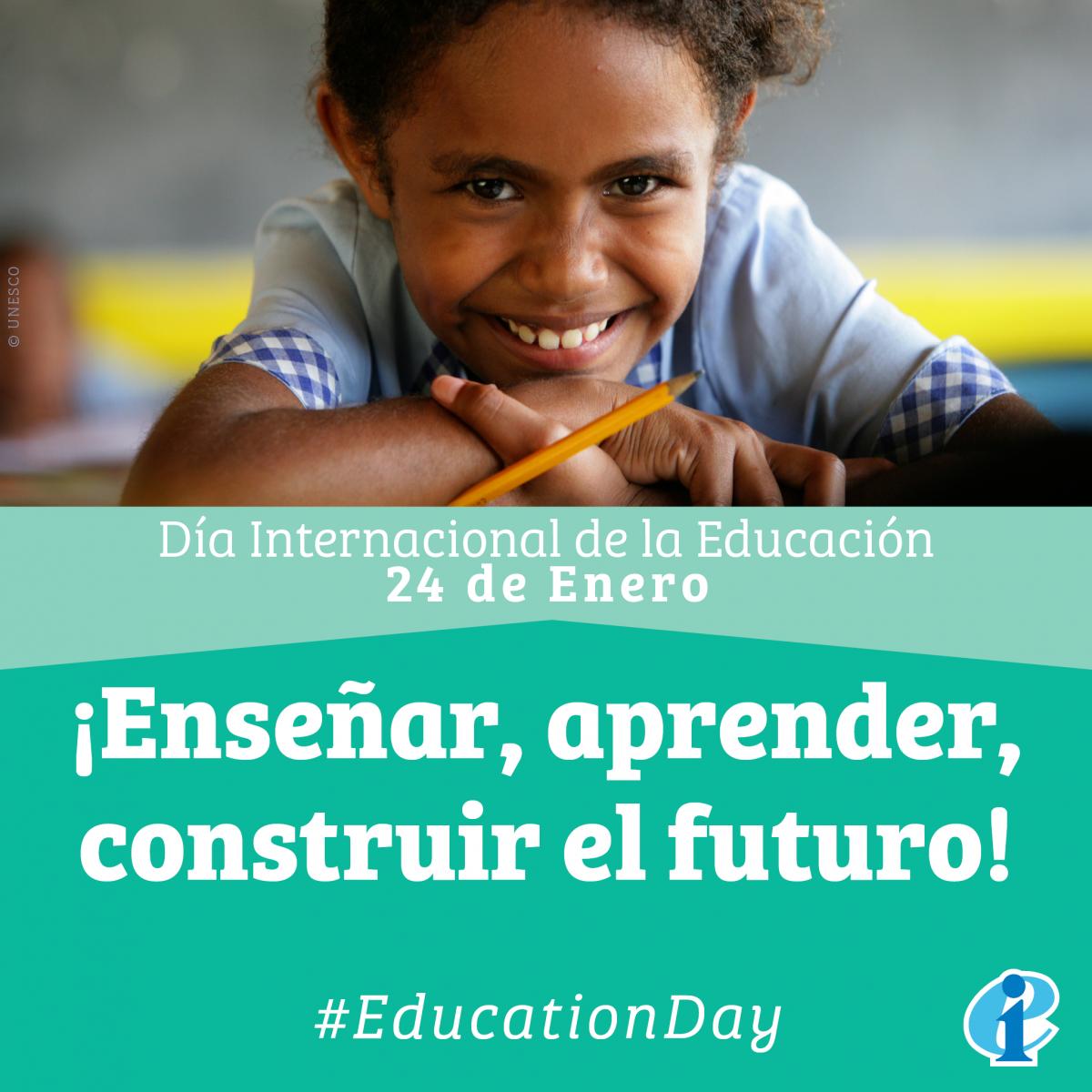 Día Internacional de la Educación 2020
