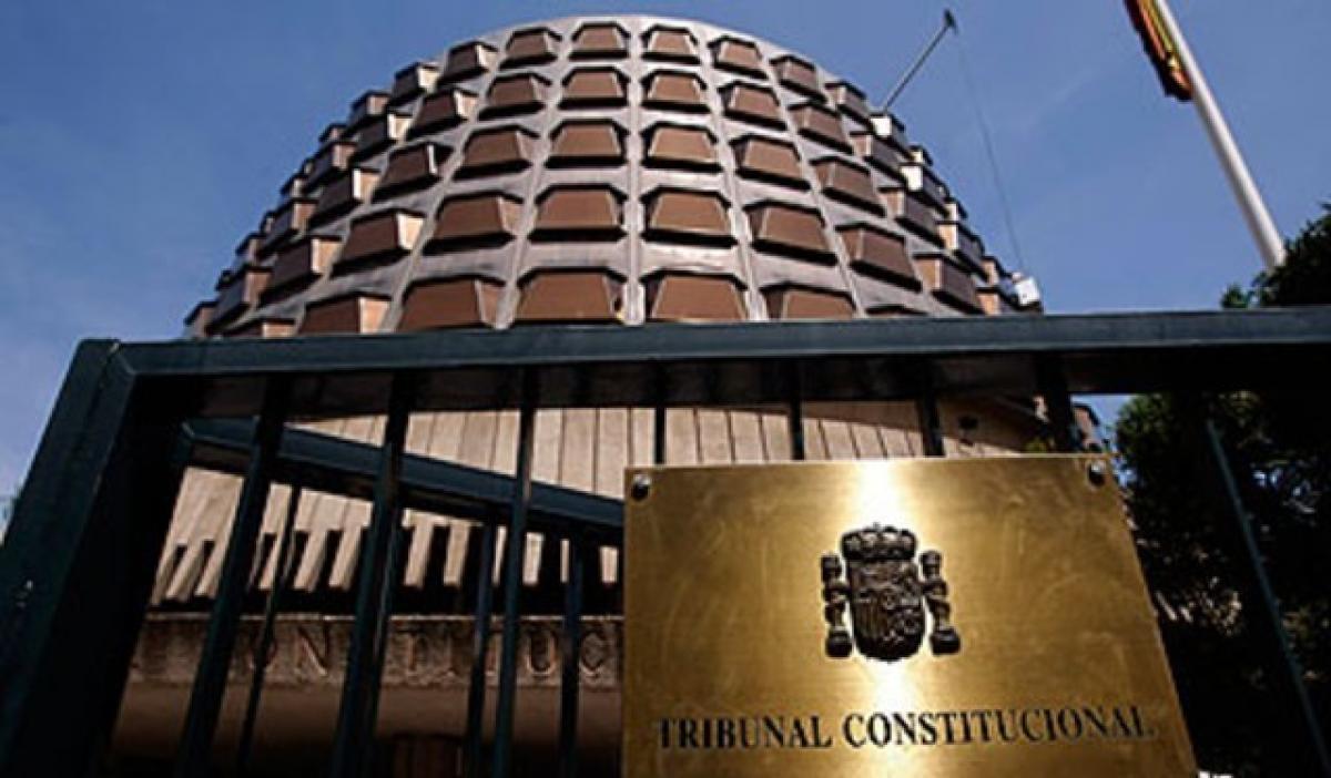 Sede Tribunal Constitucional.