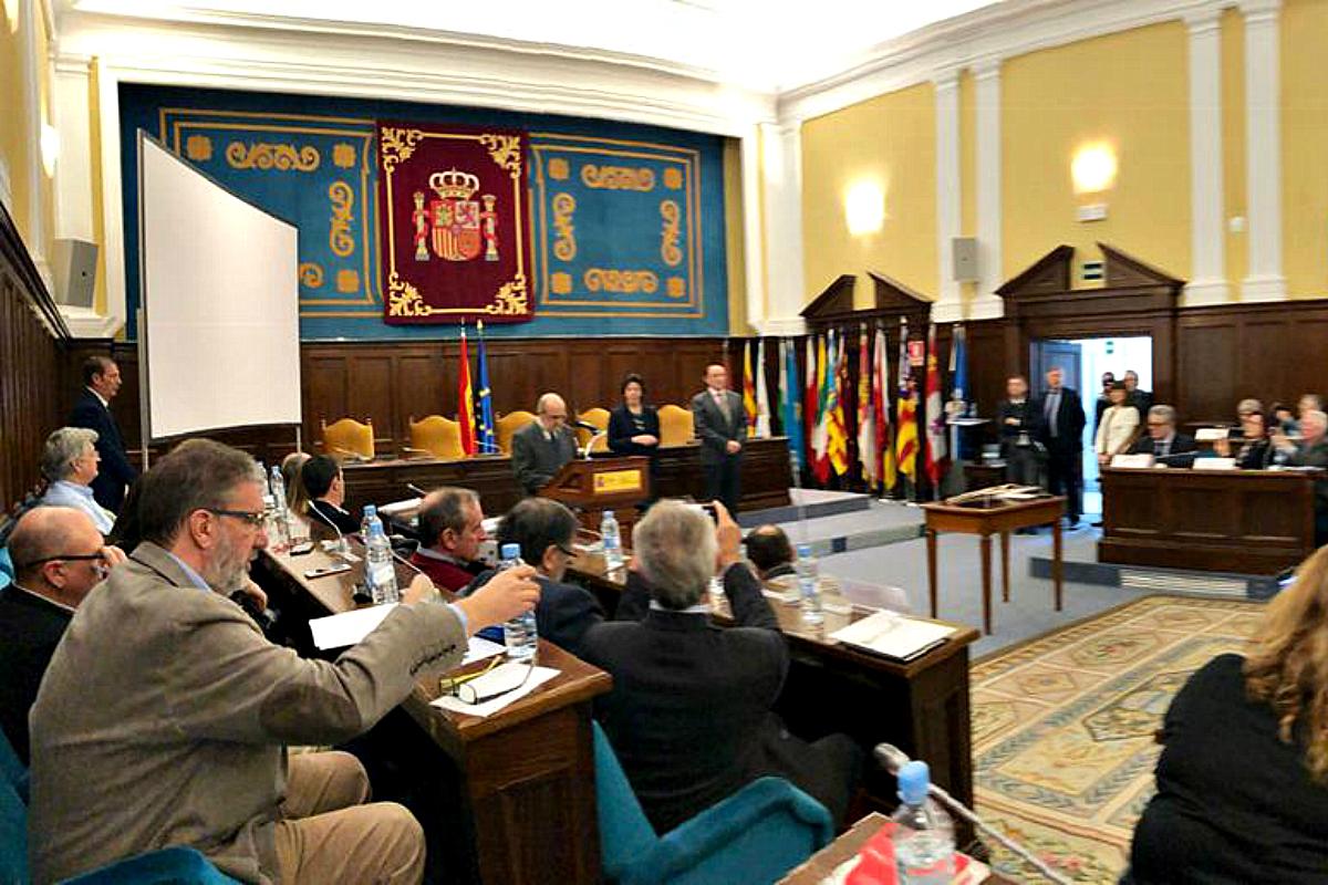 Sesión del Consejo Escolar del Estado. 27 de noviembre de 2018