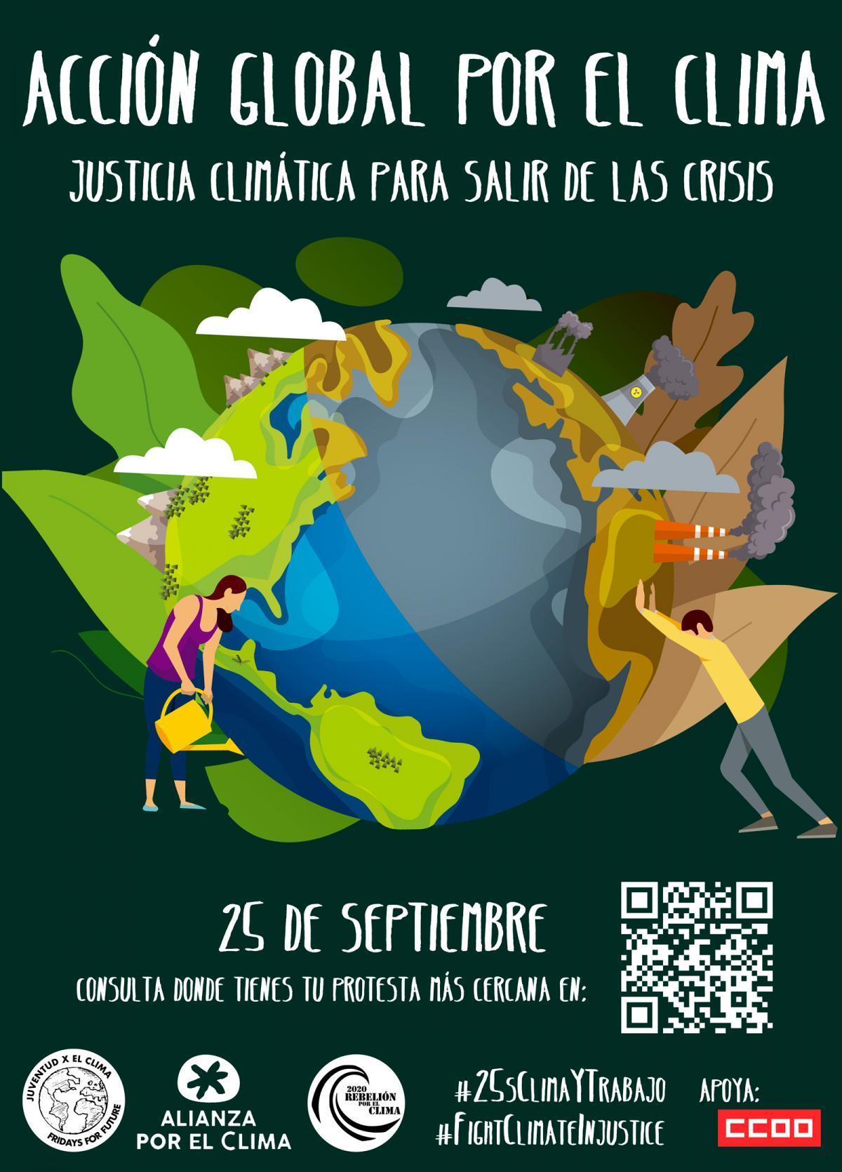 Acción Global por el Clima.