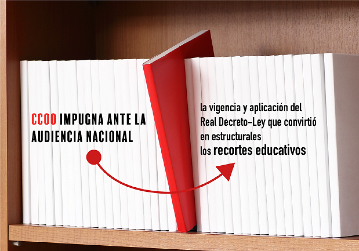 Los recortes han supuesto un duro ataque a la educación española.