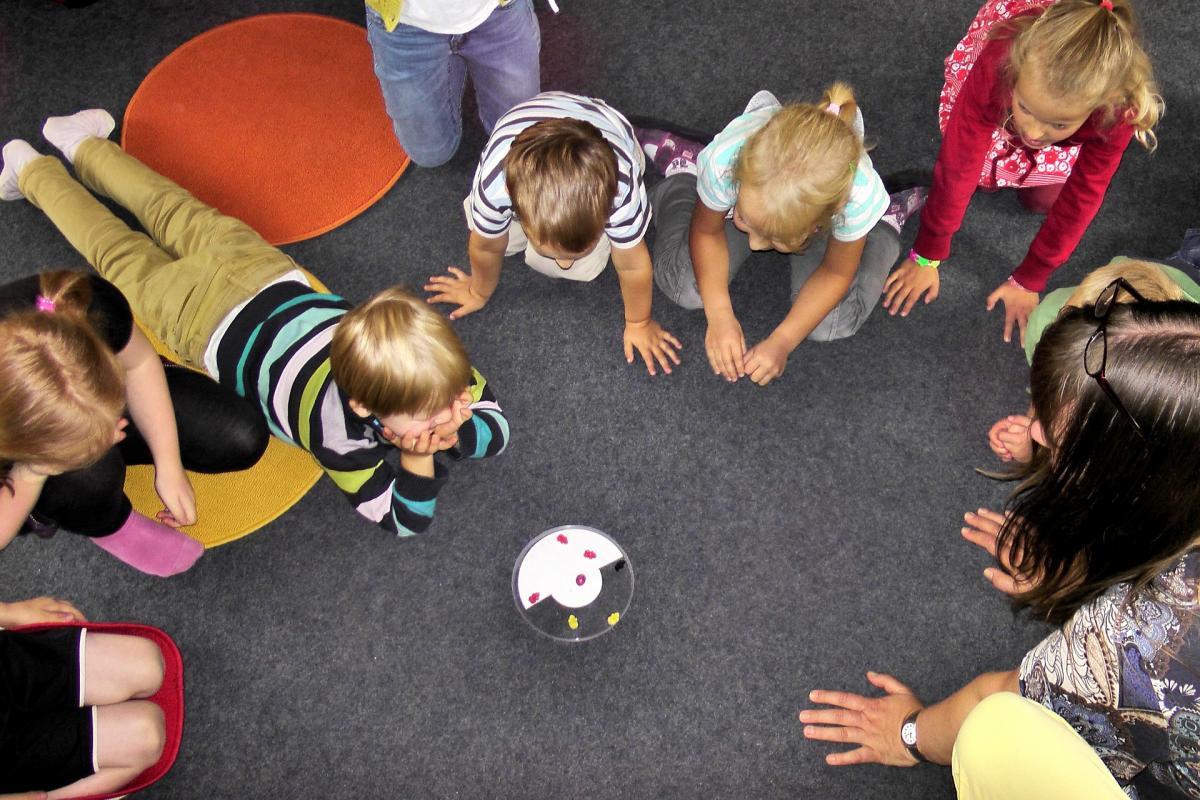 XII Convenio de Educación Infantil