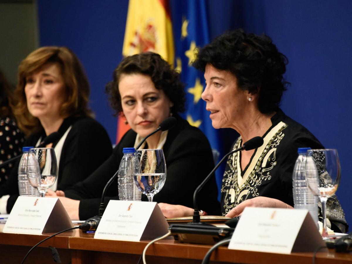XIX reunión del Pleno del Consejo General de la Formación Profesional (FOTO: MECD)