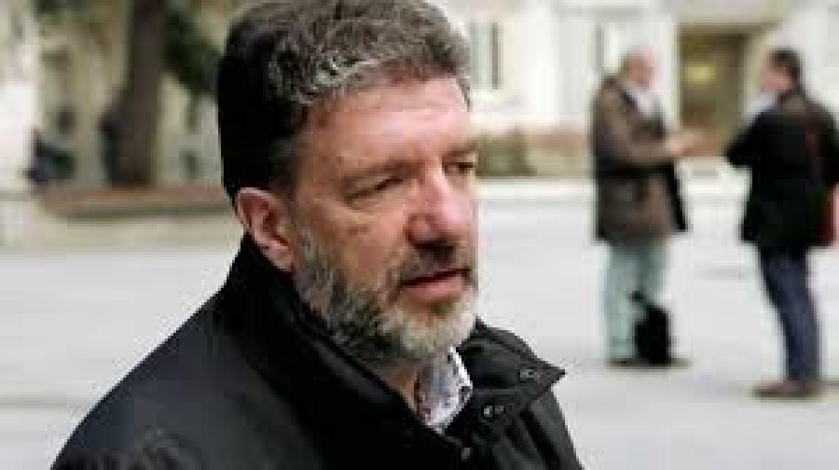 Francisco García, secretario general de la Federación de Enseñanza de CCOO.